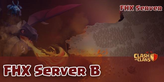 FHX Сервер B
