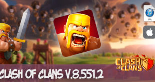 скачать clash of clans v.8.551.2 ipa