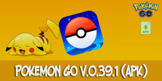 Скачать Pokemon GO v.0.39.1 (apk)