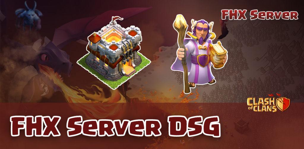 fhx server dsg 11