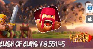 Clash of Clans 8.551.45