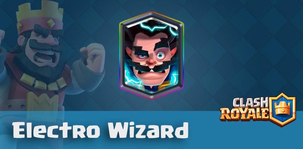 electro wizard clash royale