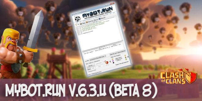 MyBot v.6.3.u (beta 8)