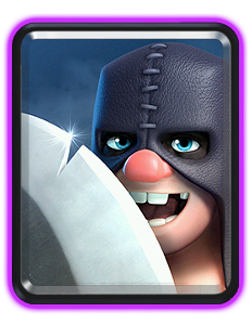 Экзекутор/ Executioner - Clash Royale