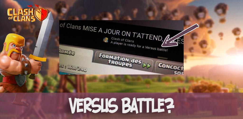 Versus Battle в Clash of Clans
