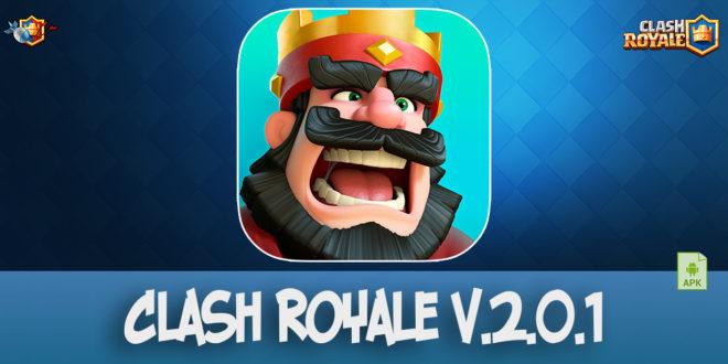 Скачать Clash Royale v.2.0.1