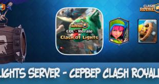 Lights Server - Server Clash Royale 2.0.1
