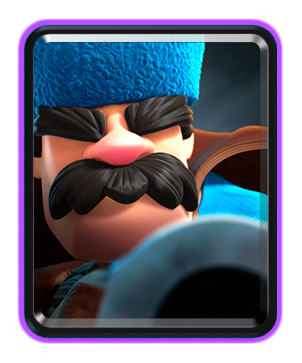 Охотник/ Hunter - Clash Royale