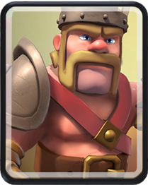 Golden Knight - Clash Royale