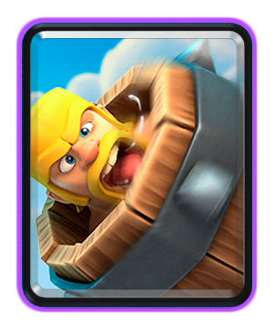 Barbarian barrel/ Варварская бочка - Clash Royale