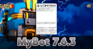 Обновление MyBot 7.6.3 - исправили Google Play