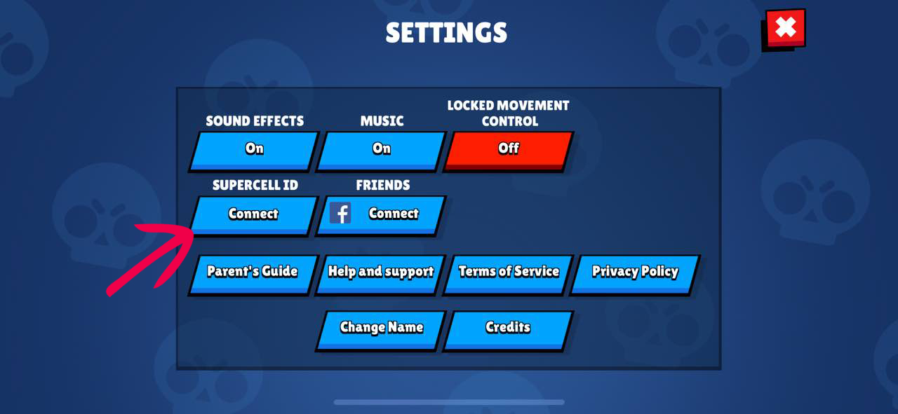 Supercell ID - Connect