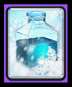 Freeze/ Заморозка - Clash Royale