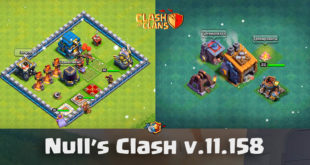 Null's Clash v.11.158 - обновление до актуальной версии (сервер 2019)