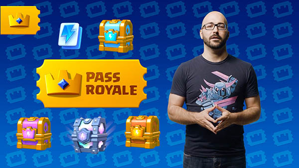 Pass Royale в Clash Royale