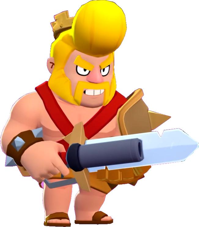 Barbarian King Bull