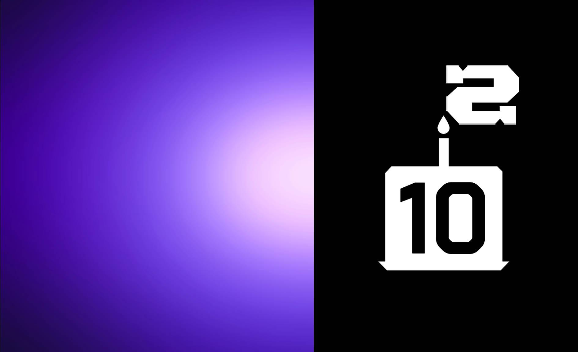 Фон в честь 10 лет Supercell