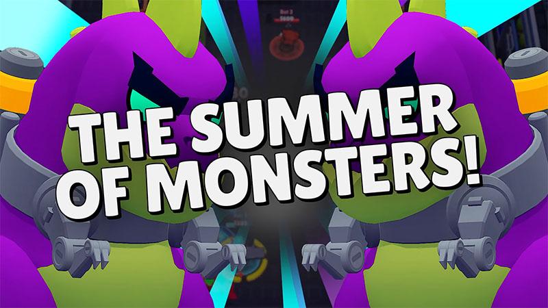 Лето чудовищ в Brawl Stars
