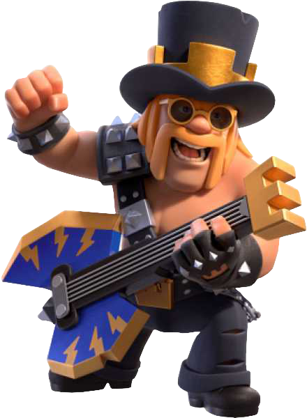 Party king - Clash of Clans