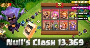 Скачать Null's Clash 13.369 с Охотницей за головами и супервоинами