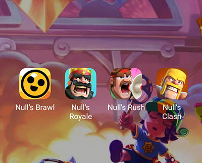 Null's Brwal - новая иконка