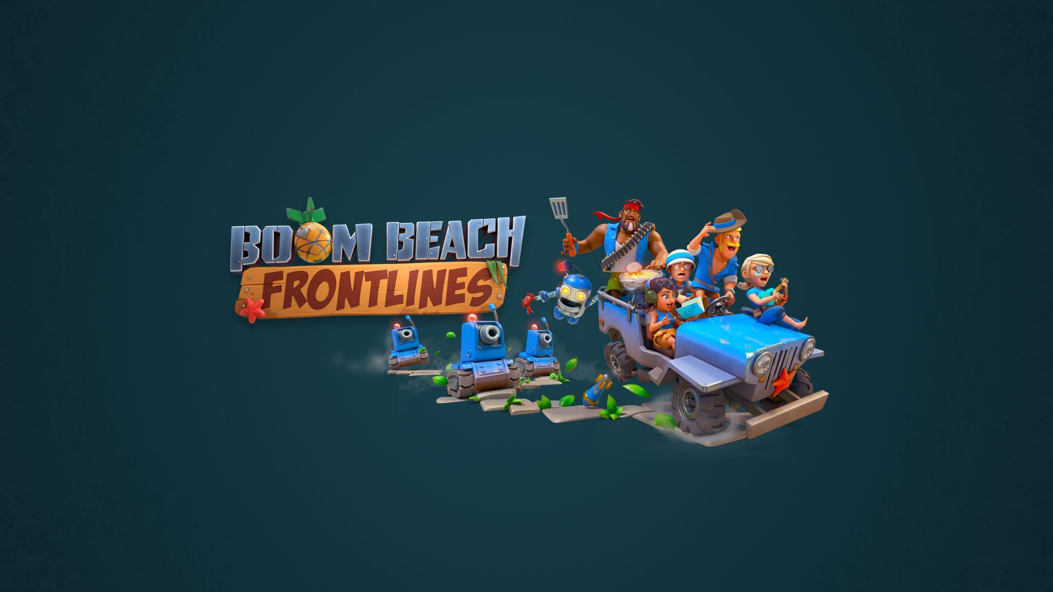 Другие персонажи в Boom Beach Frontlines
