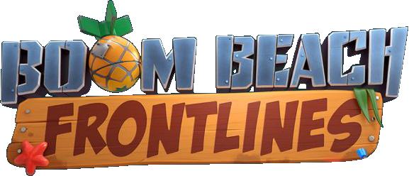 Logo Boom Beach Frontlines