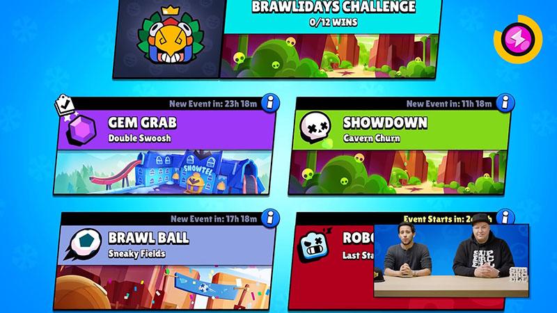 Brawlidays Challenge