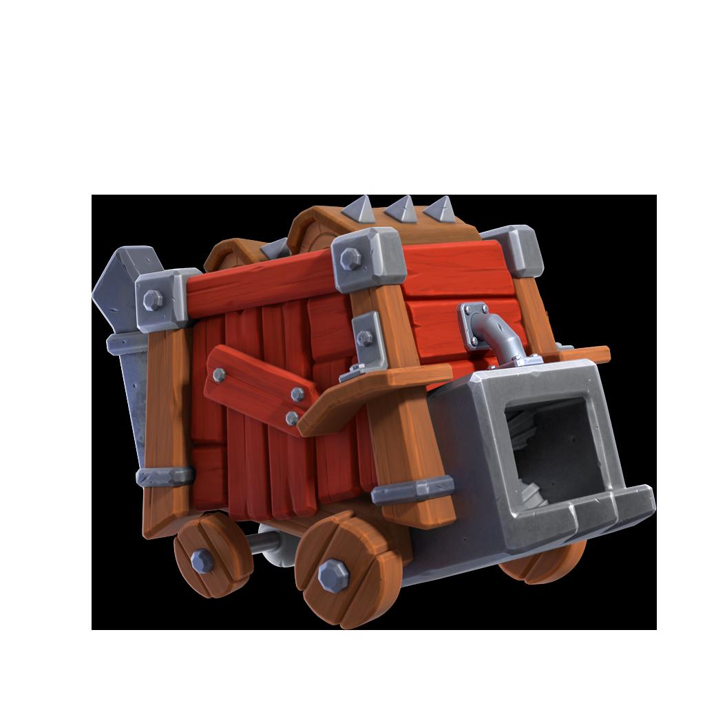Log Launcher/ Бревномет - Clash of Clans