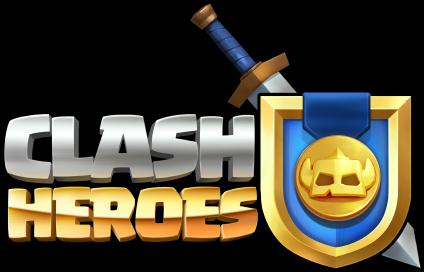 Clash Heroes логотип