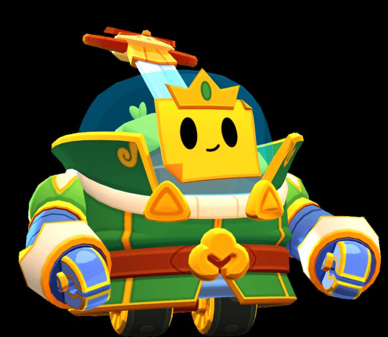 Изумрудный принц Спраут